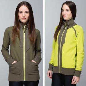 Lululemon Post Savasana Reversible Jacket